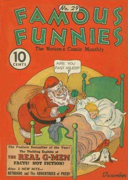 Famous Funnies 29