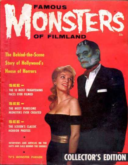 Famous Monsters of Filmland 1