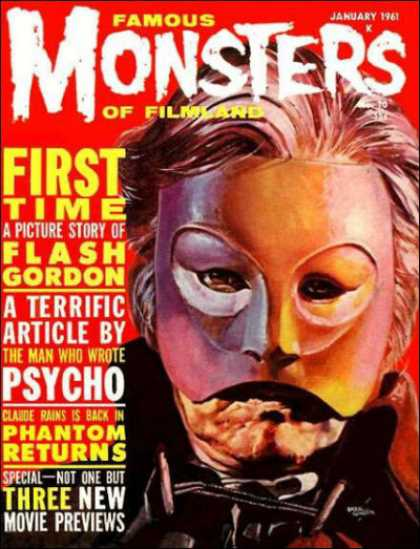 Famous Monsters of Filmland 10