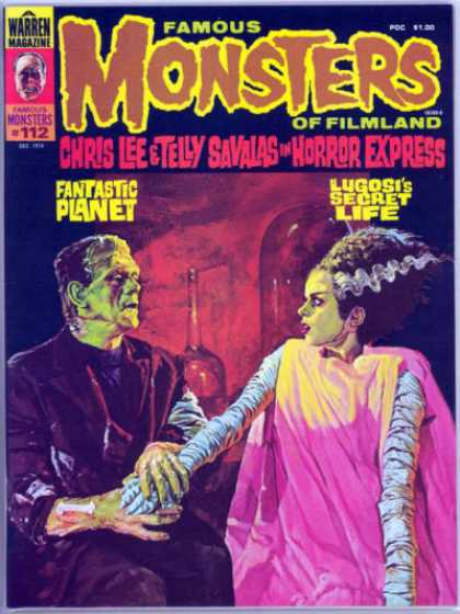 Famous Monsters of Filmland 102