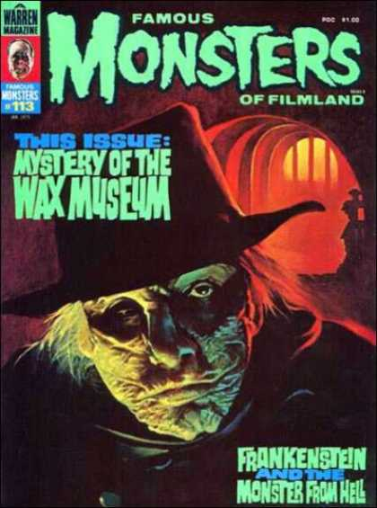 Famous Monsters of Filmland 103
