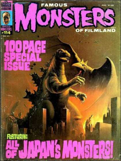 Famous Monsters of Filmland 104