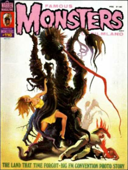 Famous Monsters of Filmland 106