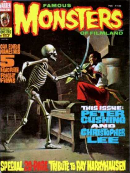 Famous Monsters of Filmland 107