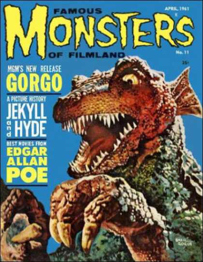 Famous Monsters of Filmland 11