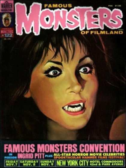 Famous Monsters of Filmland 112