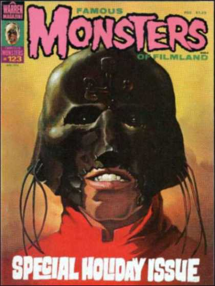 Famous Monsters of Filmland 113