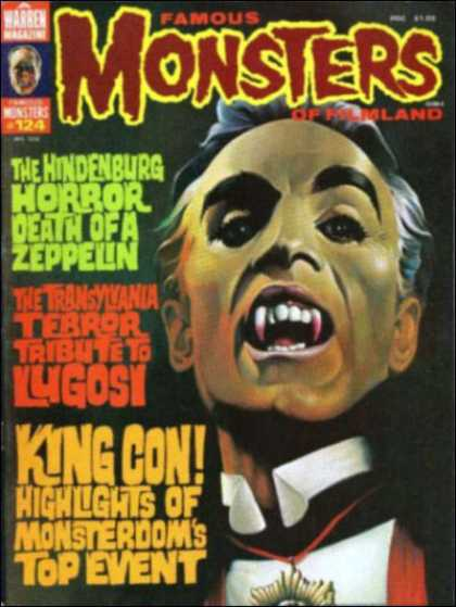 Famous Monsters of Filmland 114