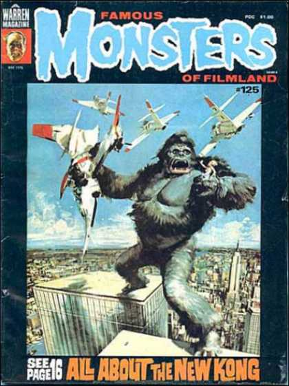 Famous Monsters of Filmland 115