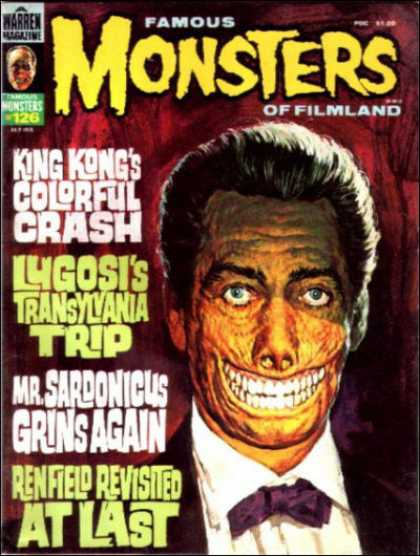 Famous Monsters of Filmland 116