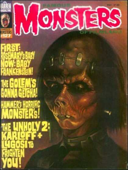 Famous Monsters of Filmland 117