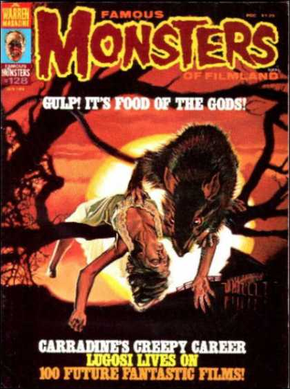 Famous Monsters of Filmland 118
