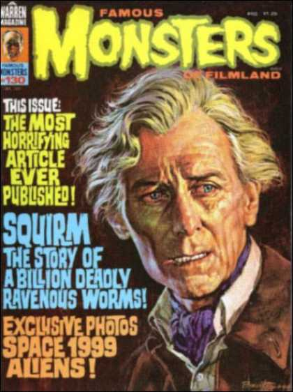 Famous Monsters of Filmland 120