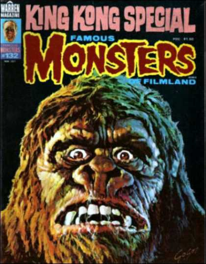 Famous Monsters of Filmland 122