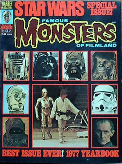 Famous Monsters of Filmland 127