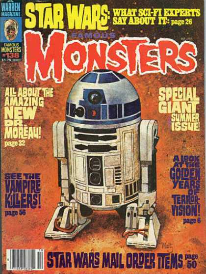 Famous Monsters of Filmland 128