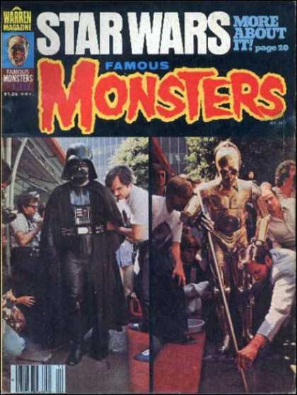 Famous Monsters of Filmland 129