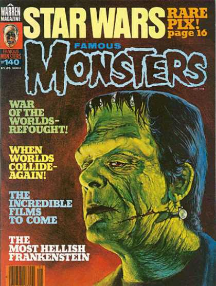 Famous Monsters of Filmland 130