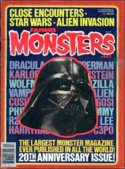 Famous Monsters of Filmland 132