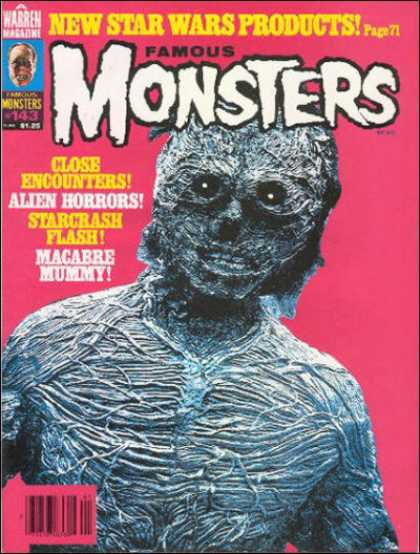 Famous Monsters of Filmland 133