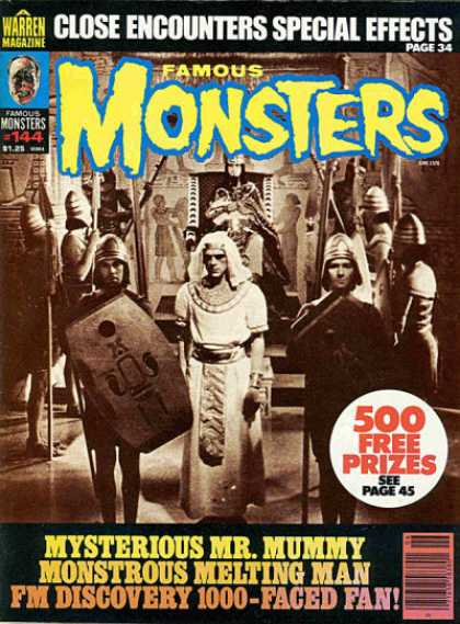 Famous Monsters of Filmland 134
