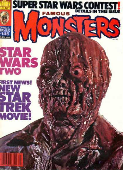 Famous Monsters of Filmland 135