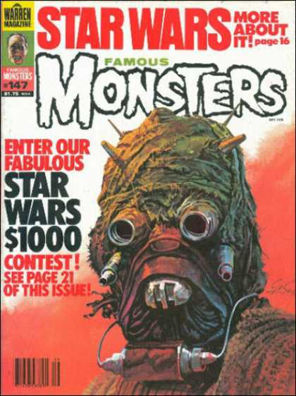 Famous Monsters of Filmland 137