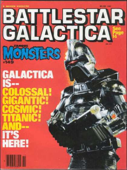 Famous Monsters of Filmland 139