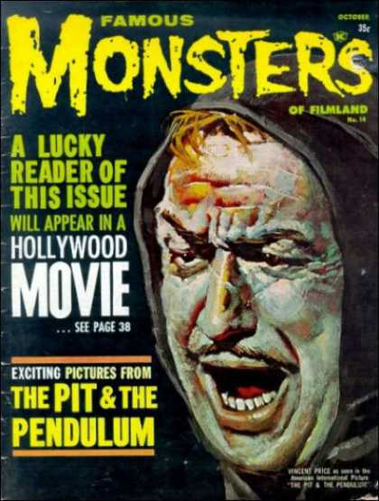 Famous Monsters of Filmland 14