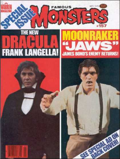 Famous Monsters of Filmland 147