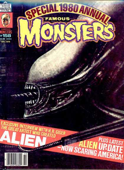 Famous Monsters of Filmland 148