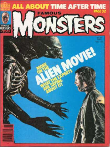 Famous Monsters of Filmland 149