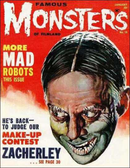 Famous Monsters of Filmland 15