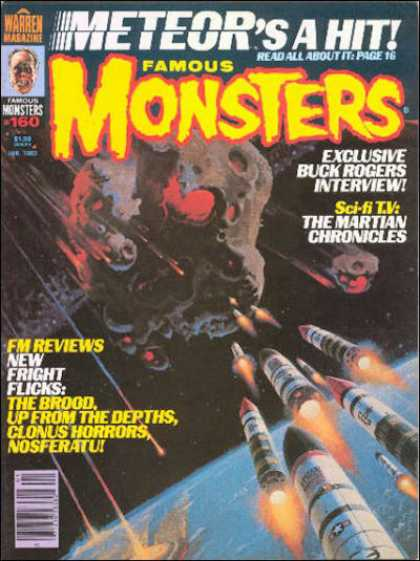 Famous Monsters of Filmland 150
