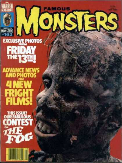 Famous Monsters of Filmland 153