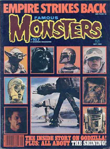 Famous Monsters of Filmland 157