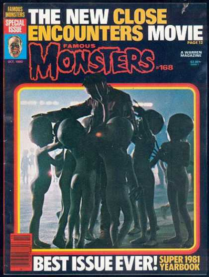 Famous Monsters of Filmland 158