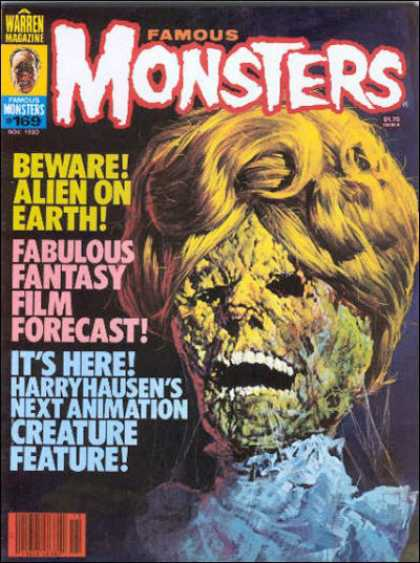Famous Monsters of Filmland 159