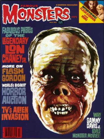 Famous Monsters of Filmland 161