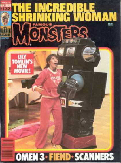 Famous Monsters of Filmland 162