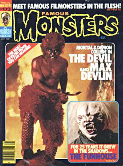Famous Monsters of Filmland 163
