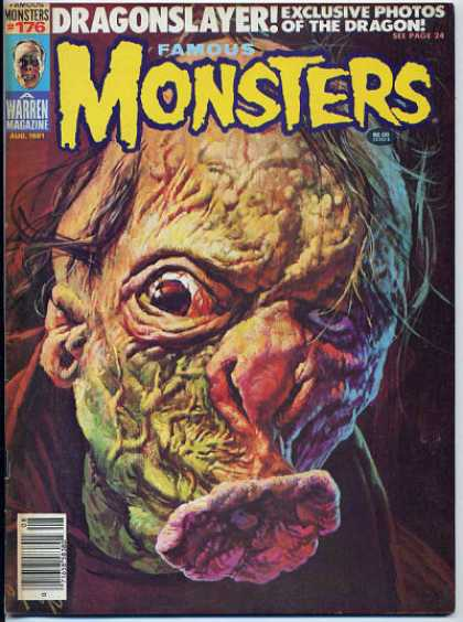 Famous Monsters of Filmland 166