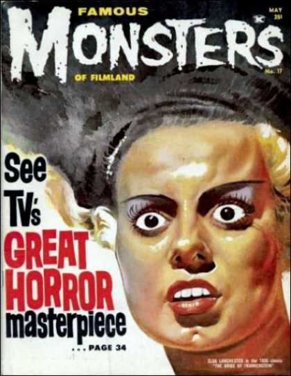 Famous Monsters of Filmland 17