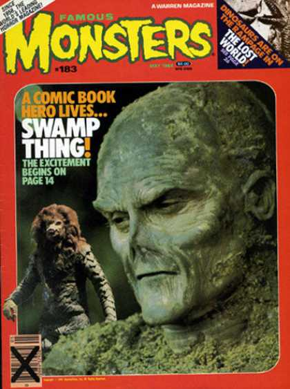 Famous Monsters of Filmland 173