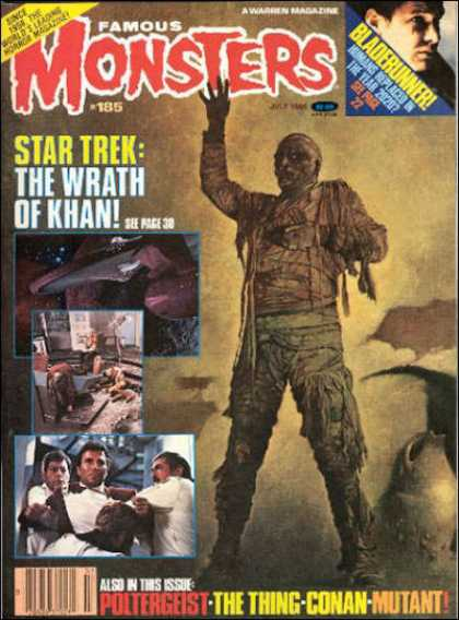Famous Monsters of Filmland 175