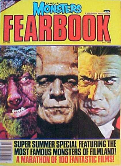 Famous Monsters of Filmland 178