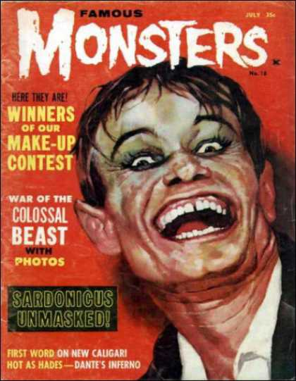 Famous Monsters of Filmland 18