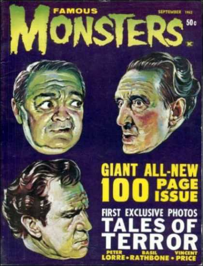 Famous Monsters of Filmland 19