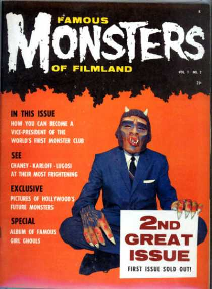 Famous Monsters of Filmland 2