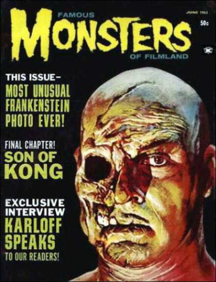 Famous Monsters of Filmland 23